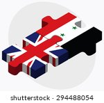 vector image   united kingdom... | Shutterstock .eps vector #294488054