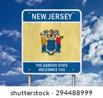 New Jersey   The Garden State...