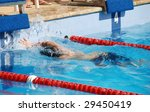 swimming | Shutterstock . vector #29450419