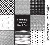 pattern background seamless ... | Shutterstock .eps vector #294579005