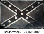 instagram filtered image of... | Shutterstock . vector #294616889