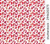 vector seamless pattern.... | Shutterstock .eps vector #294620375