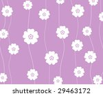 background with flower | Shutterstock . vector #29463172
