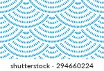 vector seamless pattern with... | Shutterstock .eps vector #294660224