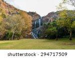Waterfall In Walter Sisulu...