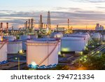 oil and gas industry   refinery ... | Shutterstock . vector #294721334