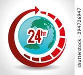 delivery digital design  vector ...   Shutterstock .eps vector #294726947