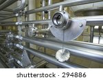 the industrial unit | Shutterstock . vector #294886