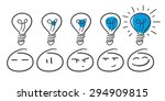 idea | Shutterstock .eps vector #294909815