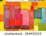 abstract texture background of... | Shutterstock . vector #294935219