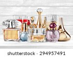 perfume  scented  perfume... | Shutterstock . vector #294957491