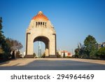 monument to the revolution ... | Shutterstock . vector #294964469