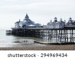 Eastbourne Pier  England  Europe