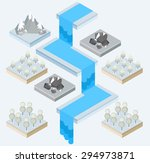 An Isometric View Of A...