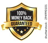 golden 100  money back...