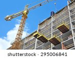 Crane And Building Construction ...