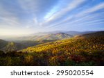 Overlook At Blue Ridge Mountains