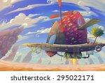 Illustration  The Steampunk...