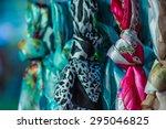 scarf   Shutterstock . vector #295046825