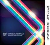 abstract spectrum background | Shutterstock .eps vector #29506135