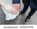 wedding   Shutterstock . vector #295074794