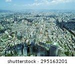 taipei city from taipei 101... | Shutterstock . vector #295163201
