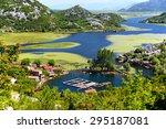 Karuc Village On Lake Skadar ...