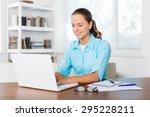 Laptop  People  Woman.