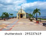Small photo of Church on top of Santa Ana hill in Guayaquil, Ecuador