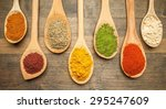 Spice  Cooking  Spoon.