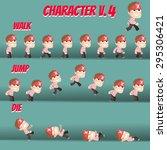 game kits adventure design ... | Shutterstock .eps vector #295306421