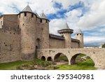 Chateau Comtal  Cite Of...
