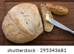 Knife  Home Made Bread And...