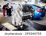 munich  germany   july 1  2015  ... | Shutterstock . vector #295344755