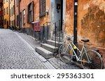 Sweden Quaint Cobblestone...