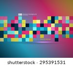 business abstract background.... | Shutterstock .eps vector #295391531