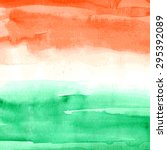 watercolor background indian