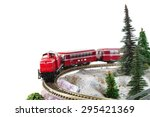 Model Railroad Miniature Layou...
