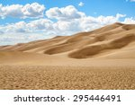 Grand Desert At Great Sand...