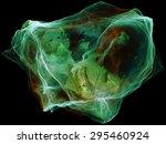 subjective neuron series.... | Shutterstock . vector #295460924