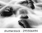 Fast Flowing Mountain Stream...