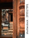 banteay srei | Shutterstock . vector #295517591