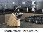 Set Of Knives For Kitchen