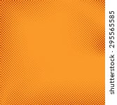 bright halftone comic book... | Shutterstock .eps vector #295565585
