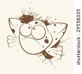 Grunge Frog Mascot
