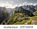 Machu Picchu  Peru   May 31 ...