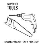 worker tools  digital design ... | Shutterstock .eps vector #295785359