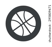 image of basketeball ball in...