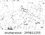 distress overlay texture for... | Shutterstock .eps vector #295811255