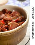 meat with red pepper   Shutterstock . vector #2958227